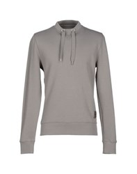 Dekker Topwear Sweatshirts Men Grey