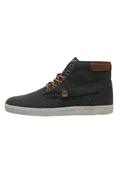 Your Turn Hightop Trainers Black Natural
