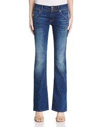 Hudson Signature Bootcut Jeans In Satyricon Compare At 189