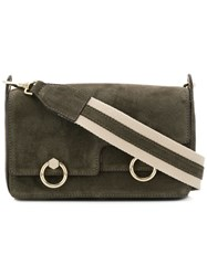 Tila March Linda Messenger Bag Grey