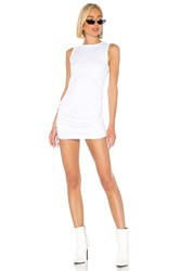 Cotton Citizen Lisbon Tank Dress White