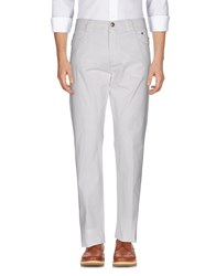 Carlo Chionna Casual Pants White