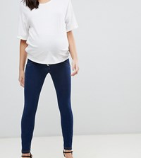 Freddy Jeans Maternity Shaping Skinny Jean Blue