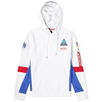 Alpha Industries Space Camp Hoody White
