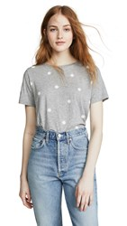 South Parade Mini Daisy Tee Grey