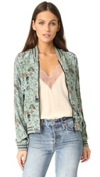 Zadig And Voltaire Billy Circus Reversible Jacket Nuage