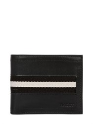 Bally Tye Leather Wallet With Coin Pocket