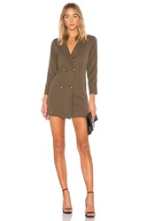 Lovers Friends Tinker Dress Olive