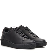 Eytys Ace Leather Sneakers Black