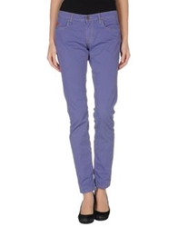 Unlimited Casual Pants Dark Blue