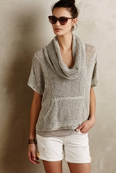 Saturday Sunday Sapin Cowl Pullover Neutral
