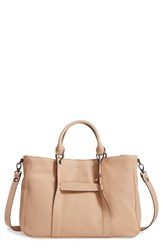 Longchamp Medium 3D Leather Tote
