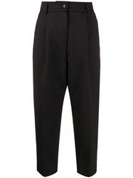 Danielapi Cropped Tapered Trousers 60