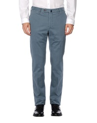 Vigano' Casual Pants Slate Blue