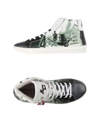 American College Footwear High Tops And Trainers Men