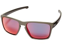 Oakley Sliver Xl Lead Torch Iridium Fashion Sunglasses Coral