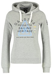 Gaastra Rough Sea Hoodie Grey Heather