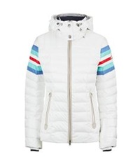 Bogner Winona Quilted Jacket White