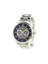 Tag Heuer 'Carrera Calibre 36 Chronograph Flyback' Analog Watch Stainless Steel