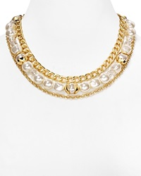 T Tahari Layered Chain Necklace 17