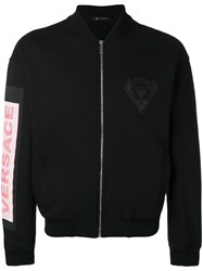 Versace Make It Happen Bomber Jacket Black