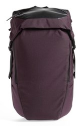 Ryu Men's Quick Pack Lux Backpack Purple Port