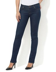 Lauren Ralph Lauren Super Stretch Slimming Modern Skinny Jean Rinse Wash