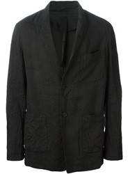 Forme D'expression Relaxed Blazer Black