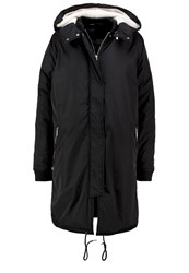 Noisy May Nmsavoy Winter Coat Black