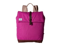 Toms Trekker Waxed Canvas Backpack Dusty Pink Backpack Bags