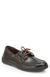 Born B Rn Ocean Boat Shoe Brown Leather