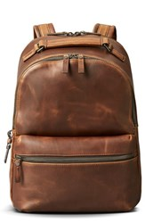 Shinola 'S Runwell Leather Backpack