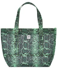 Opening Ceremony Small Snake Print Mesh Tote 60