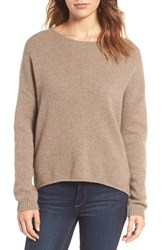 Rebecca Minkoff Women's Lady V Back Cashmere Sweater