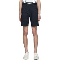 Nanamica Navy Dock Shorts