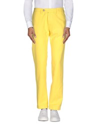 Henri Lloyd Trousers Casual Trousers Men Yellow