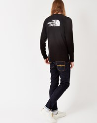 The North Face Black Label Long Sleeve Easy T Shirt Black