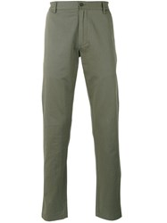 Universal Works Aston Trousers Green