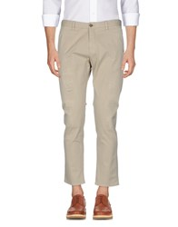Yes London Casual Pants Sand
