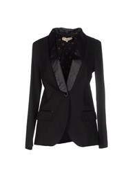 Met And Friends Suits And Jackets Blazers Women Black
