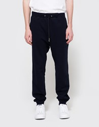 Handvaerk Ft Sweatpants In Dark Navy
