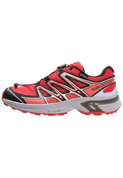 Salomon Wings Flyte 2 Gtx Trail Running Shoes Infrared Light Onix Coral Punch