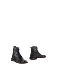 Roberto Pepe Ankle Boots Black