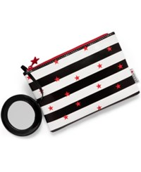 Macy's Pouch And Compact Only At Stripe