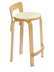 Artek High Chair K65 Beige