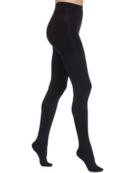 Spanx Luxe Blackout Opaque Tights Very Black