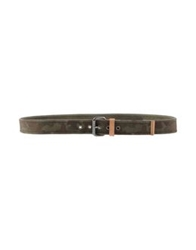 Napapijri Belts Military Green