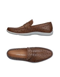 Luciano Padovan Loafers Khaki