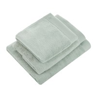 Yves Delorme Astree Celadon Towel Blue