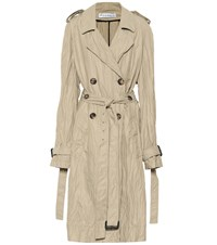 J.W.Anderson Double Breasted Trench Coat Beige